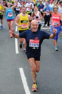 Marathon de Londres du 23 avril 2017